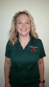 Ursula Reinhardt excited about D'tails pet service